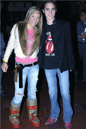 Belinda y Diego Gonzalez