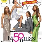 Los 50 latinos más bellos