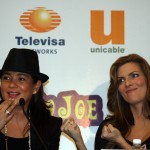 Monserrat Oliver y Yolanda Andrade presentan MoJoe