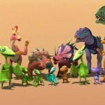 La serie Dinosaur Train por Discovery Kids