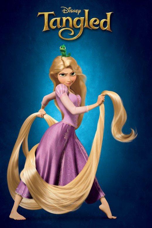 Enredados: Entrevistas a Rapunzel y Flynn