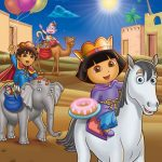 Dora la Exploradora festejará el Dia de Reyes Magos