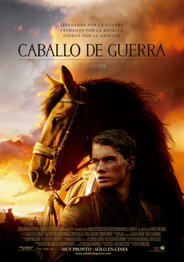 Poster de la película Caballo de guerra