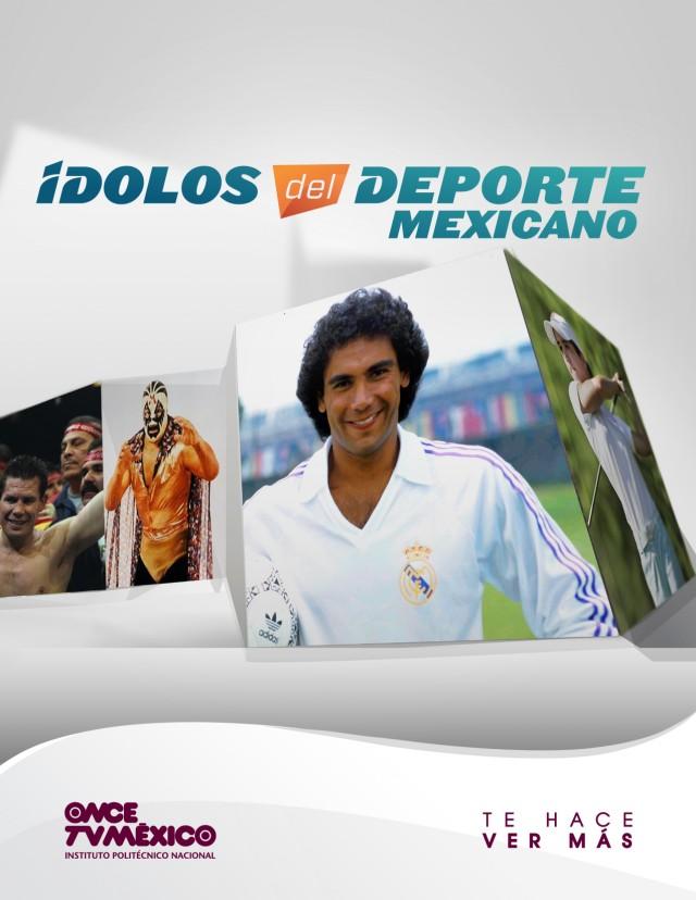 Idolos-Del-Deporte-Mexicano