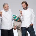 Once TV estrena segunda temporada de En materia de pescado
