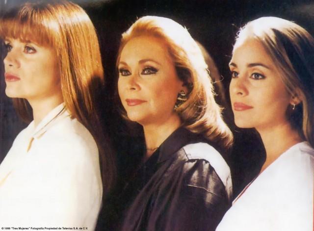 telenovela tres mujeres