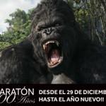 Maratón de películas en Universal Channel