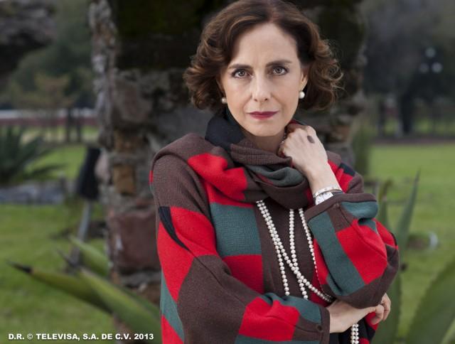 Diana Bracho es Lucrecia