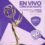 Bruno Pinasco se suma a la cobertura de  Warner Channel para los Premios Emmy 2014