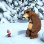 Boomerang trae la popular serie Masha y el Oso por primera vez a latinoamérica