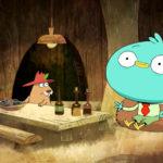 Harvey Beaks, nueva serie de Nickelodeon