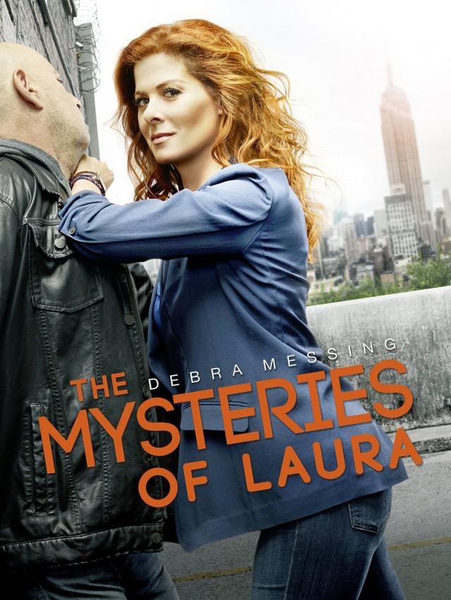 Poster Segunda Temporada The Mysteries of Laura