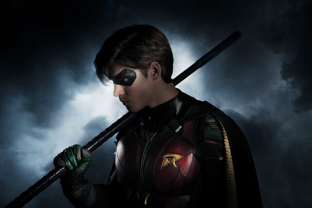 Brenton Thwaites Robin Serie Titans
