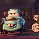 Cars Toon: Mater's Tall Tales SteelBook