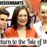 Descendientes: Return To The Isle of The Lost