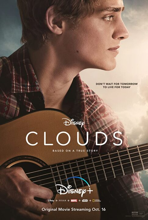 poster pelicula clouds