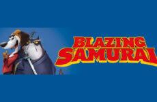 pelicula blazing samurai