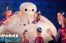 baymax dreams freds glitch