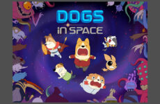 dogs in space serie