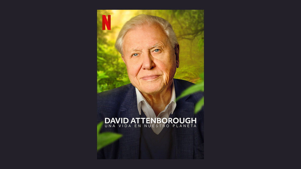 David Attenborough Una Vida En Nuestro Planeta Cinews