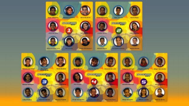 los 40 participantes codigo fama primera edicion