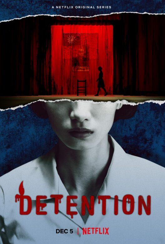 poster detenton the series