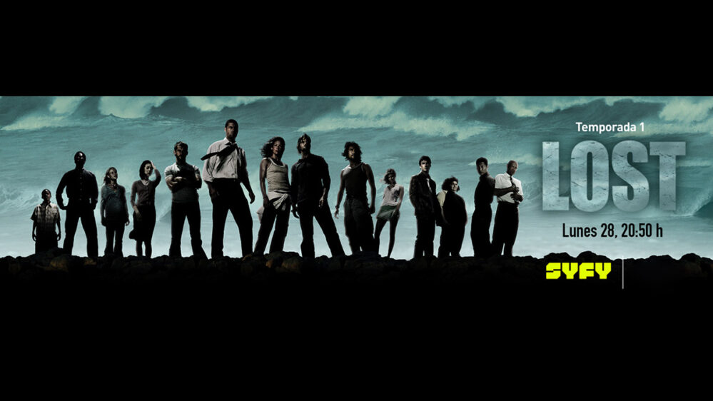 syfy serie lost