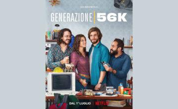 poster serie generacion 56k
