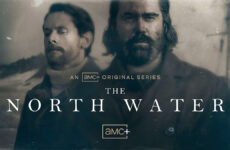 personajes serie the north water