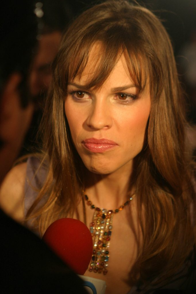 Hilary Swank en Mexico