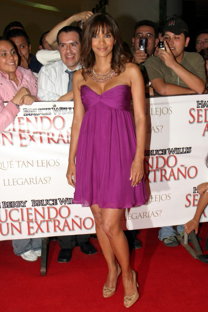 Halle Berry en Mexico