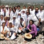 Elenco de la Telenovela Pasión en Teotihuacán
