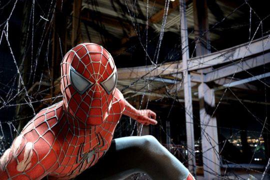 Película Spiderman 3