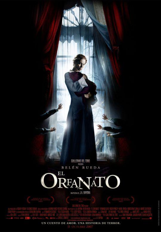 poster el orfanato