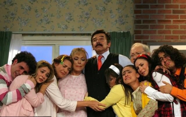 una familia de diez