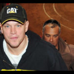 Matt Damon en México