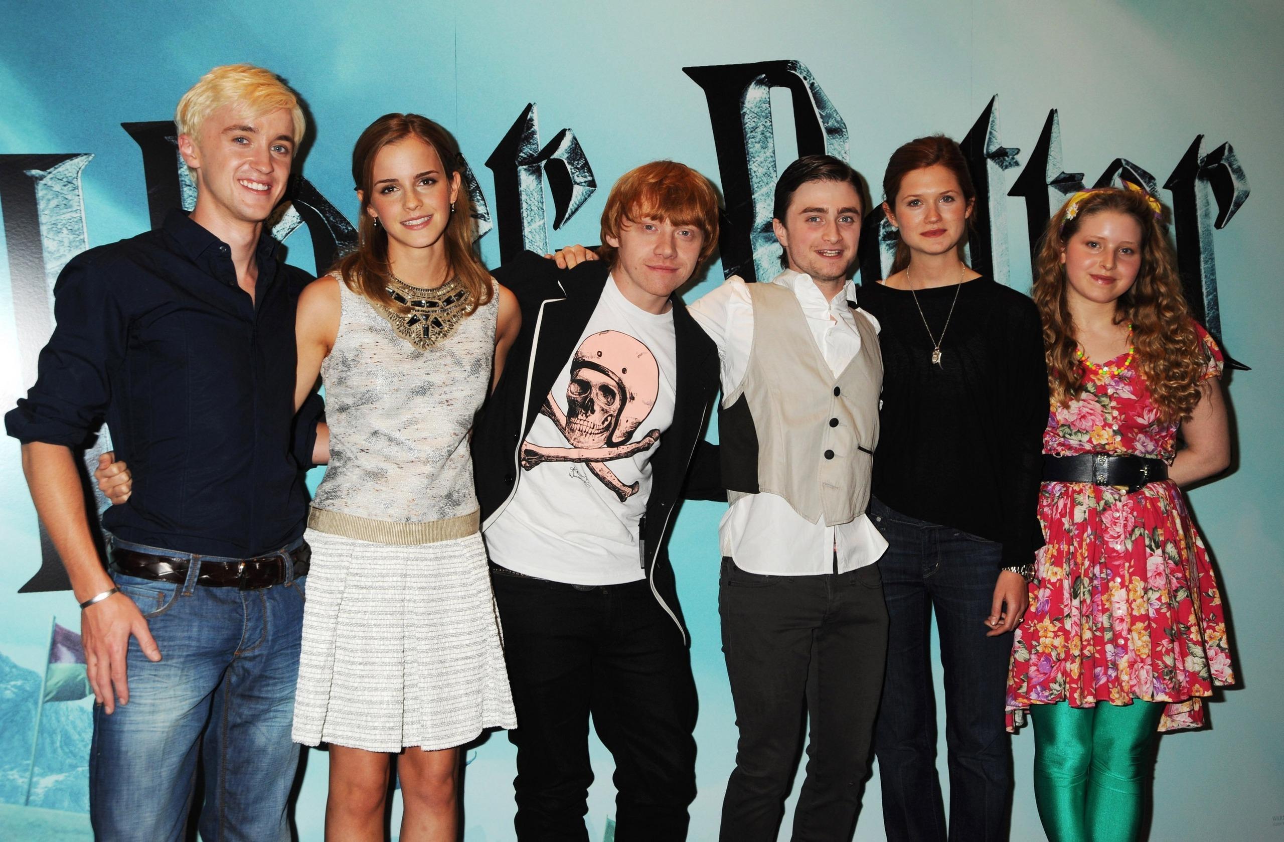 Elenco de Harry Potter y el príncipe mestizo