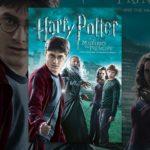 Primera fotografía de Harry Potter y el misterio del príncipe