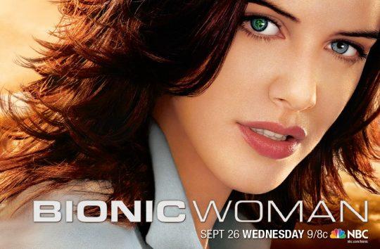 Serie Bionic Woman