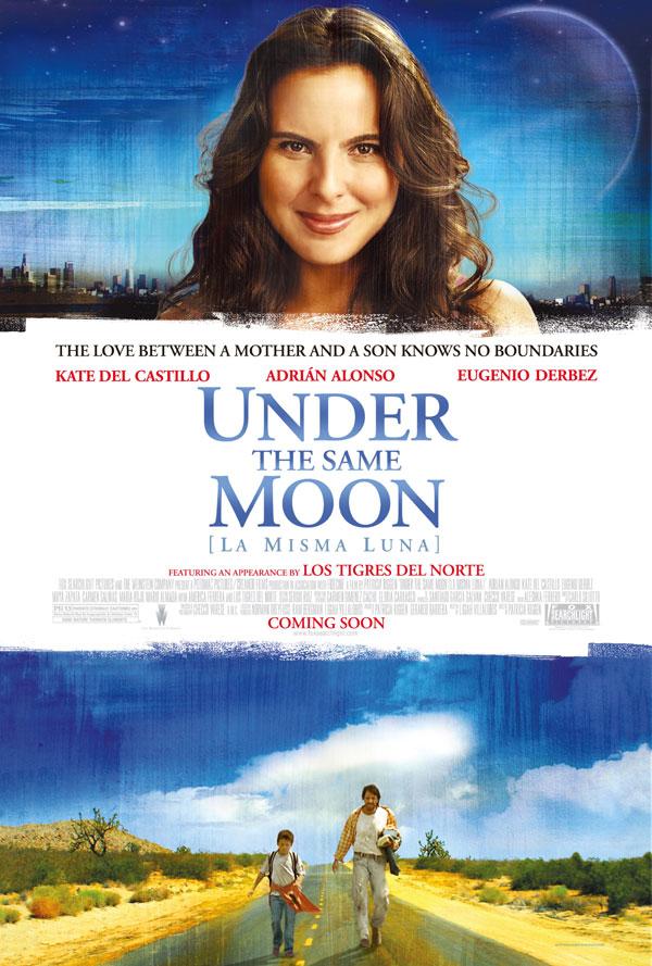 Poster de La Misma Luna