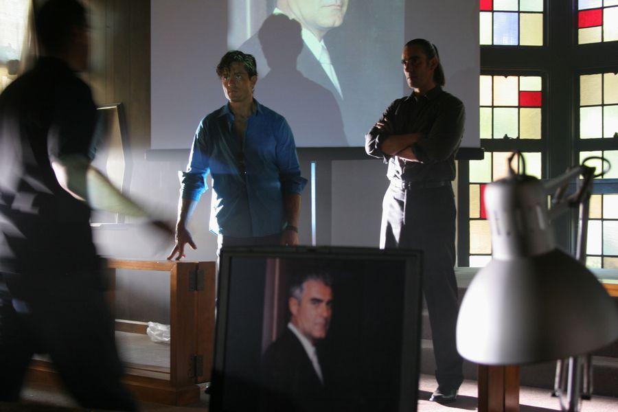 Fernando Colunga y Miguel Varoni