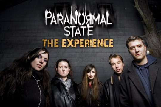 ParanormalState