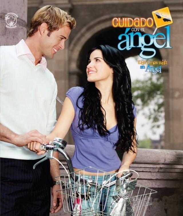 Poster telenovela Cuidado con el angel