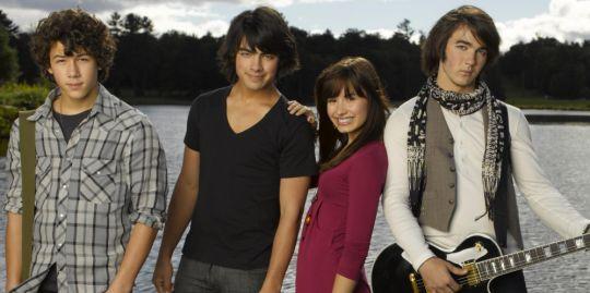 Estreno de Camp Rock en Disney Channel