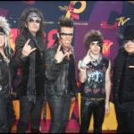 Alfombra Roja Premios MTV 2008: Zoé, Kinky, Molotov y Babasónicos