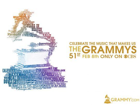 Transmisión de la Alfombra Roja de los Grammy Awards por el canal E!