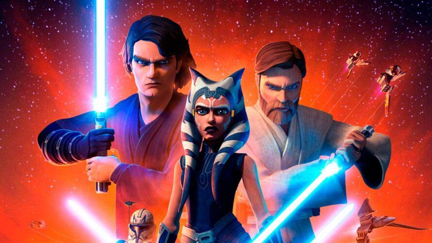 star wars la guerra de los clones
