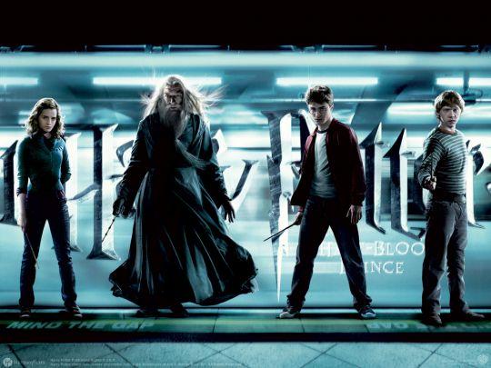 Posters Harry Potter y el misterio del príncipe