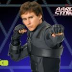 Aaron Stone, segunda temporada