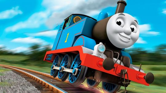 Thomas y sus amigos